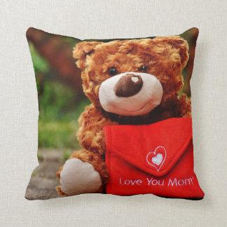 Almofada Travesseiro decorativo do poliéster da MAMÃ,