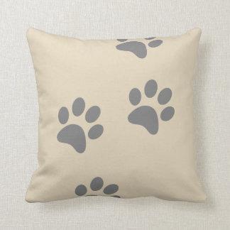 Almofada Travesseiro decorativo do poliéster da pata,