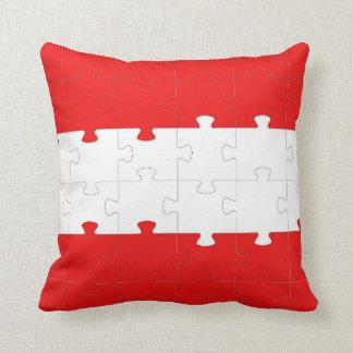 Almofada Travesseiro decorativo do poliéster, travesseiro