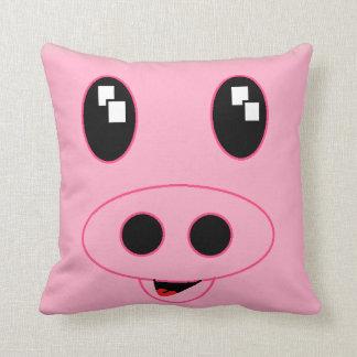 Almofada Travesseiro decorativo do porco