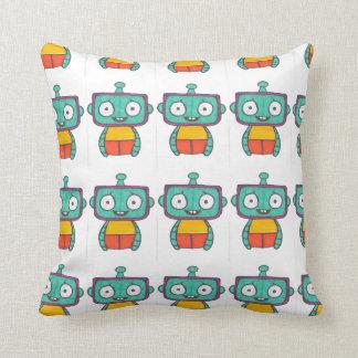 Almofada Travesseiro decorativo do robô