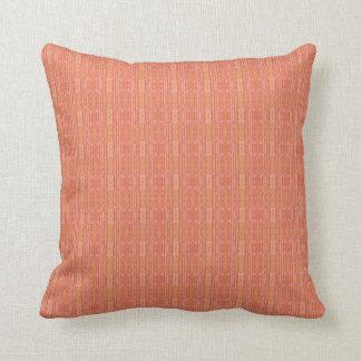 Almofada Travesseiro decorativo do teste padrão no abricó,