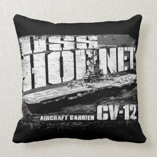 Almofada Travesseiro decorativo do zangão do porta-aviões