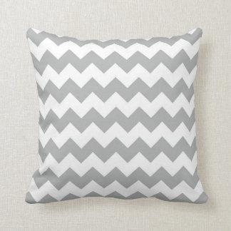 Almofada Travesseiro decorativo do ziguezague de Chevron do