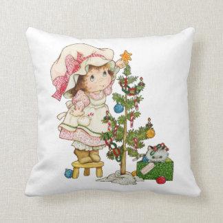 Almofada Travesseiro decorativo doce super do Natal