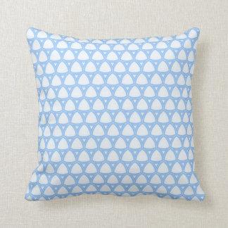 Almofada Travesseiro decorativo dos azul-céu
