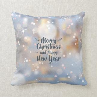 Almofada Travesseiro decorativo elegante do Natal & do