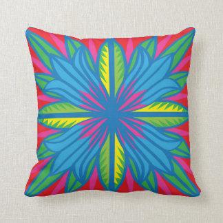 Almofada Travesseiro decorativo espanhol do Bluebell