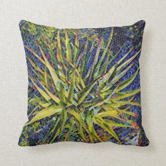 Almofada Travesseiro decorativo estilizado/coxim do aloés