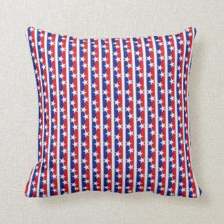 Almofada Travesseiro decorativo exterior da bandeira dos