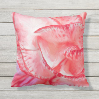 Almofada Travesseiro decorativo exterior do cravo,