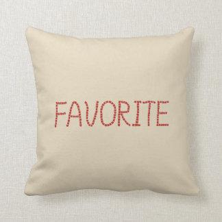 """Almofada Travesseiro decorativo favorito 16"""" do poliéster x"""