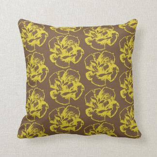 Almofada Travesseiro decorativo floral