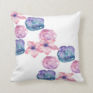Almofada Travesseiro decorativo floral bonito