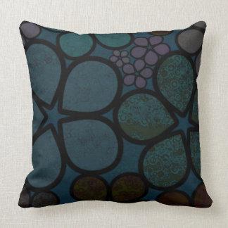 Almofada Travesseiro decorativo floral colorido, moderno,