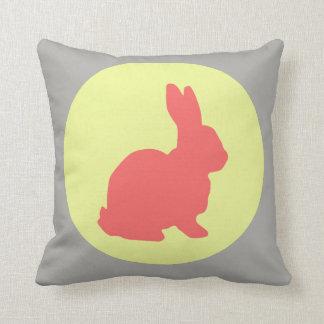 Almofada Travesseiro decorativo Funky das cores Pastel do
