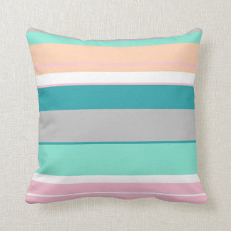Almofada Travesseiro decorativo Funky do pêssego de