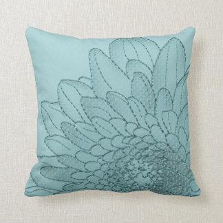 Almofada Travesseiro decorativo gráfico do girassol | da