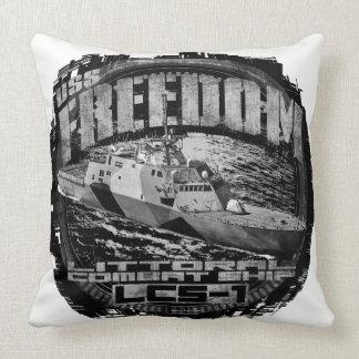 Almofada Travesseiro decorativo litoral da liberdade do