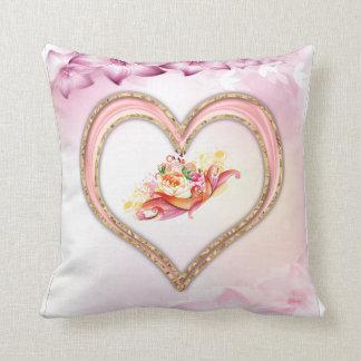 Almofada Travesseiro decorativo Loving do poliéster do