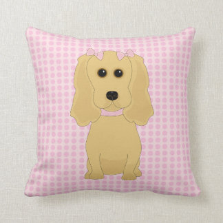 Almofada Travesseiro decorativo lunático da arte do cão de