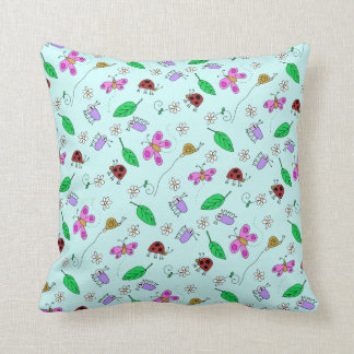 Almofada Travesseiro decorativo minúsculo do jardim