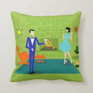Almofada Travesseiro decorativo moderno do casal do meio