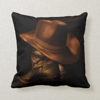 Almofada Travesseiro decorativo ocidental