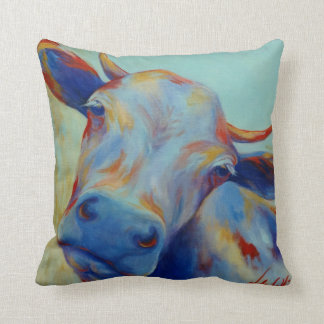 Almofada Travesseiro decorativo original da vaca das belas