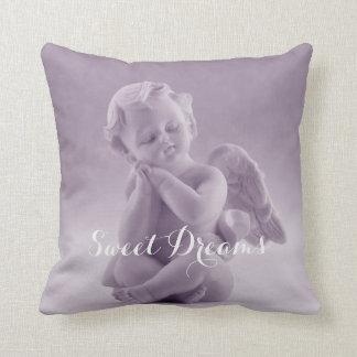 Almofada Travesseiro decorativo Pastel do querubim da