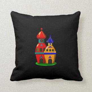 Almofada Travesseiro decorativo pequeno bonito de duas