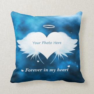 Almofada Travesseiro decorativo personalizado - anjo do