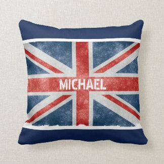 Almofada Travesseiro decorativo personalizado da bandeira