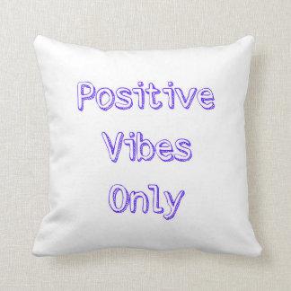 Almofada Travesseiro decorativo positivo azul das