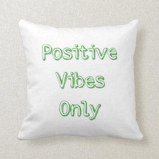 Almofada Travesseiro decorativo positivo verde das