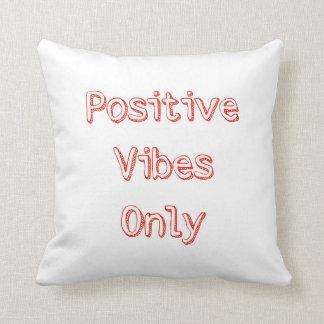 Almofada Travesseiro decorativo positivo vermelho das