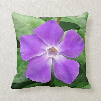 Almofada Travesseiro decorativo principal do Vinca
