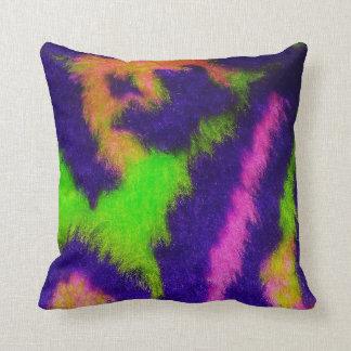Almofada Travesseiro decorativo psicadélico da cadeira do