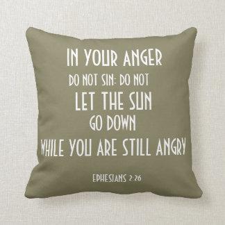 Almofada Travesseiro decorativo religioso