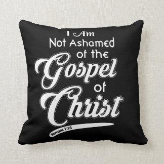 Almofada Travesseiro decorativo religioso cristão nao