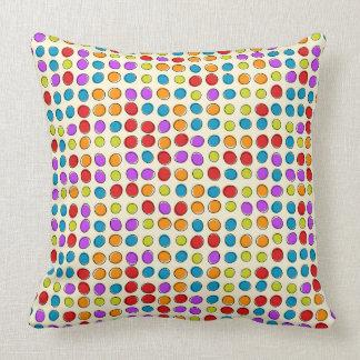 Almofada Travesseiro decorativo retro do desenhista dos