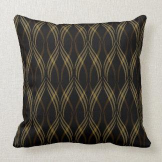 Almofada Travesseiro decorativo reversível das fitas de
