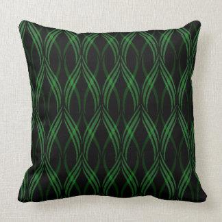 Almofada Travesseiro decorativo reversível das fitas do