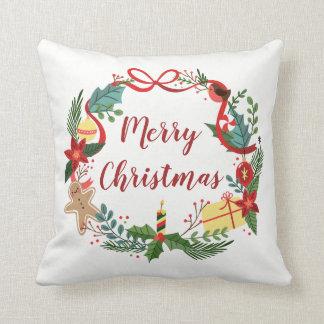 Almofada Travesseiro decorativo simples da grinalda | do