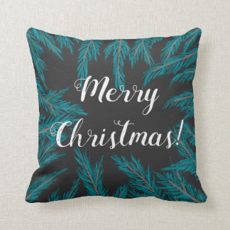 Almofada Travesseiro decorativo Spruce azul
