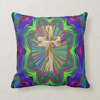 Almofada travesseiro decorativo transversal