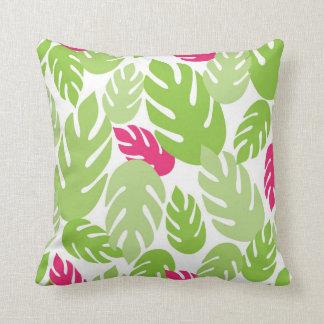 Almofada Travesseiro decorativo tropical havaiano da