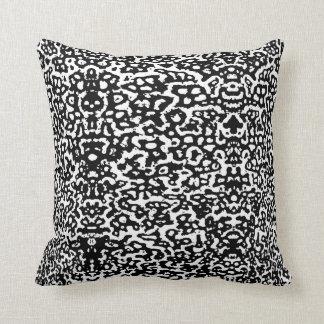 Almofada Travesseiro decorativo urbano da camuflagem