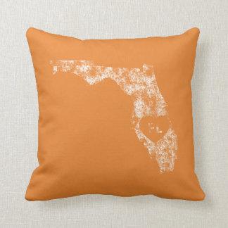 Almofada Travesseiro decorativo usado do estado de Florida