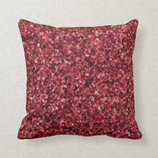 Almofada Travesseiro decorativo vermelho da camuflagem